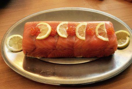 RECIPE MAIN IMAGE Terrine aux deux saumons