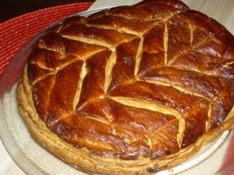 RECIPE MAIN IMAGE Galette des rois facile, avec la pâte feuilletée Carrefour
