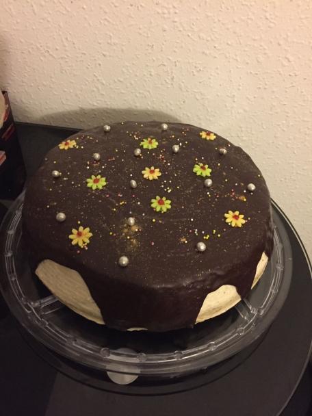 RECIPE MAIN IMAGE Gâteau au chocolat
