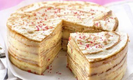 RECIPE MAIN IMAGE Gâteau de crêpes à la crème pâtissière Alsa®