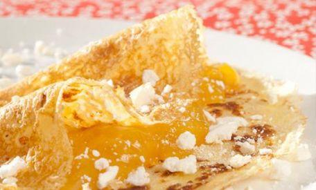 RECIPE MAIN IMAGE Crêpes citron meringuées avec Alsa®