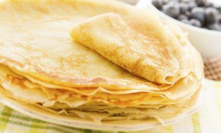 RECIPE MAIN IMAGE Crêpes traditionnelles avec Maïzena®