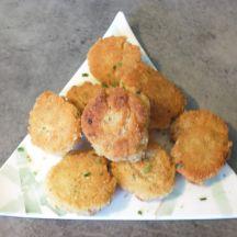 recette de nuggets de thon