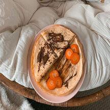 Crêpes, fraises et biensûr du chocolat