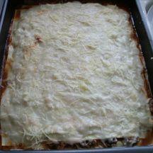 Lasagne bolognaise à la Pâte à Pasta à dérouler Herta