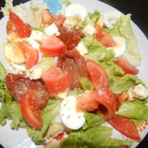 Salade rapide pour journée chaude