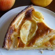 La tarte aux pommes de Mamie