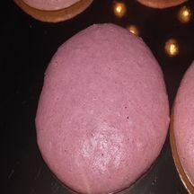 Coques de macarons