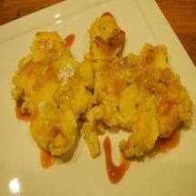 Omelette Poires Caramel