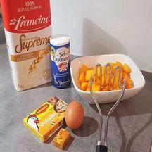 Gnocchis de butternut à la crème de coppa