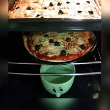 Pizza pâte moelleuse