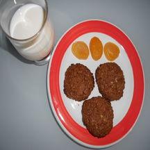 Les biscuits du p'tit déj pour bien démarrer la journée.