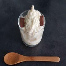 Plaisir glacé - banane/coco