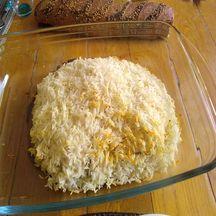 Poulet zéro gras, cuit dans du riz et sauce curry