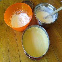 Tarte moelleuse au fromage blanc
