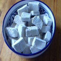 Marshmallows à la vanille