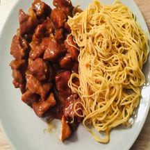 Porc au Caramel et sa Chinoiserie