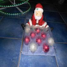 Gros bisous, Père Noël.  A l'année prochaine !!!