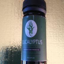 L'eucalyptus contre le rhume