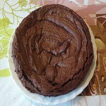 Fondant au chocolat sans farine à la poudre d'amandes