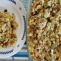 Semoule aux 3 quinoas