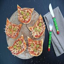 Mini Pizzas Chats