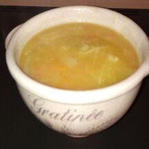 Ma soupe hivernale