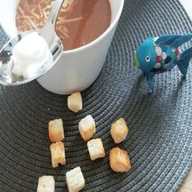 Ma petite soupe de poisson facile