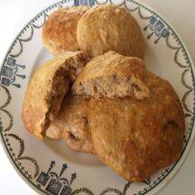 Cookies extra-moelleux à la banane et au beurre de cacahuète