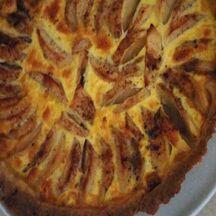 Tarte aux pommes lorraine recette familiale
