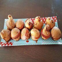 Muffins moelleux à l'ananas