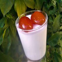 Panna cotta aux kumquats confits maison