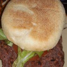 Burgers muffins pur beurre Regent's Pack aux galettes de haricots rouges