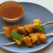 Ananas rôti