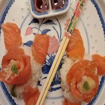 Chirasi au saumon