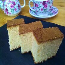 Kasutera - gâteau japonais