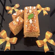 Mon cake aux amandes