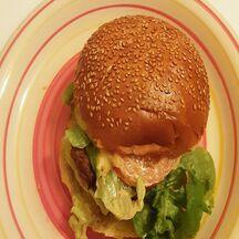 Hamburgers improvisé