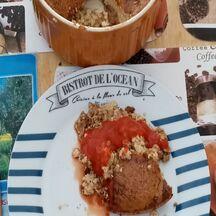 Gâteau de foies de volailles