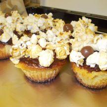 Cupcakes choco - popcorn