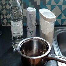Fabriquer une crème à récurer !