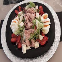 Ma salade complète