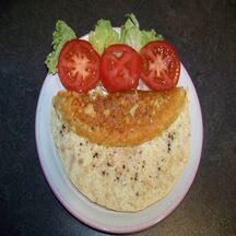 La mystérieuse tortilla au quinoa de Papa!