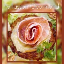 Paillasson Gourmand au jambon des Pyrénées.