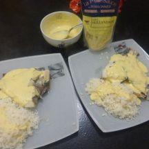 Turbot Sauce Hollandaise