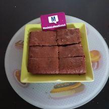 Brownie au Dessert Noir Côte d'Or