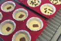 RECIPE THUMB IMAGE 3 Muffin coeur chocolat ou pépites de chocolat