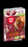 Steak soja et blé végétal Bio Céréal Bio