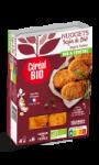 Nuggets soja et blé Bio Céréal Bio