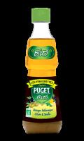 Vinaigrette balsamique citron & basilic Puget Bio